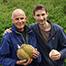 Geoffrey and Rainer Jurassic Fruit